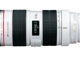De Canon 70/200 F/2.8 F/4 is te huur bij gebruik van onze fotostudio.