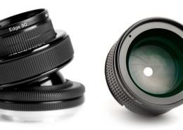 De lensbaby edge 80 is te huur bij gebruik van onze fotostudio.
