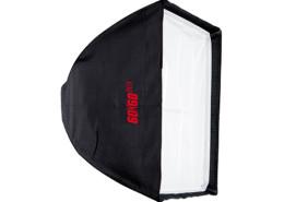 Deze softbox is te huur bij gebruik van onze fotostudio.