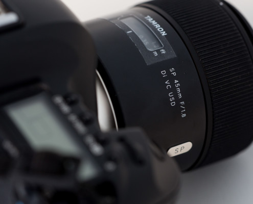 Review Tamron SP 45mm F/1.8 Di VC USD