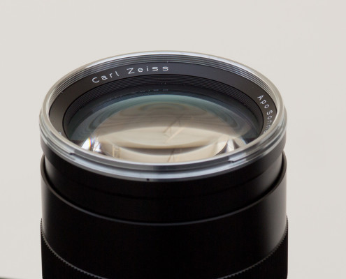 Carl Zeiss Apo sonnar T*2/135 mm ZE