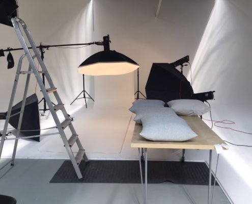 Backstage productfotografie YOUYOU