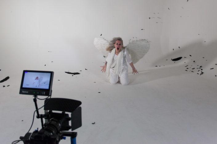Huren filmstudio voor videoclip