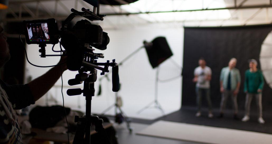 Achter de schermen videoclip opnames Storm3