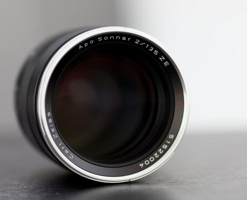 Carl Zeiss Apo sonnar T*2/135 mm ZE