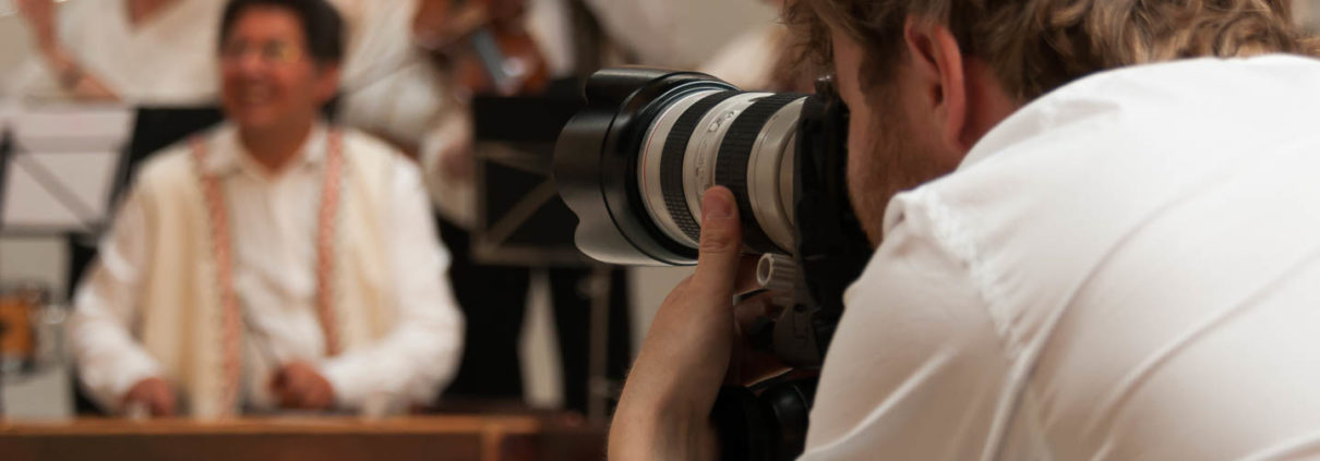 backstage videografie muziekensemble