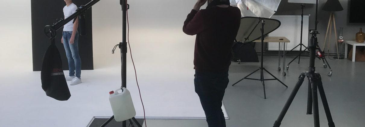 Fotostudio huren portretshoot