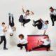 Studio huren Freerunner fotoshoot
